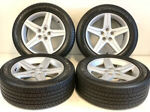 Set 4 18 Inch Chevy Camaro Wheels Rims 2010 2018 Oem Original Chevrolet 5758