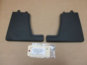 06 Carrera S 911 Rwd Porsche 997 Coupe L R Console Trims 99755311801 84 428