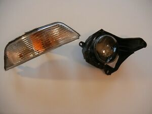 15 16 17 Ford Mustang Oem Used Right Led Fog Light And Signal Lamp