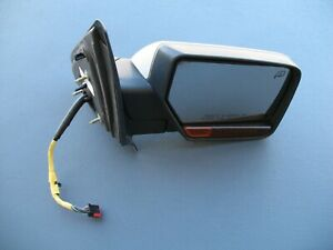 2007 2008 Ford Expedition Right Passenger Side View Door Mirror White 07 08 2