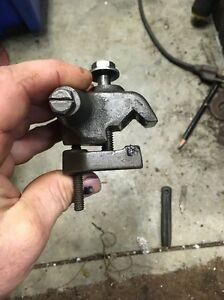 South Bend 9 10k Metal Lathe Carriage Bed Stop Pcs 100nk Machinist Tool