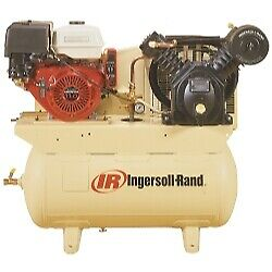 Ingersoll Rand Two Stage Gas Powered Air Compressor