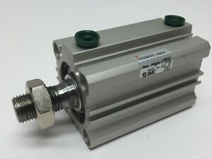 Smc Cq2b32 40dm Double Acting Compact Cylinder W Rod End 32mm Bore 40mm Stroke