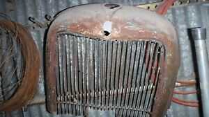 1932 1933 1934 Ford Pickup Truck Original Grill Cool Patina Hot Rat Rod Chopped