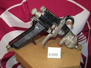 Binks Model 7 Spray Gun