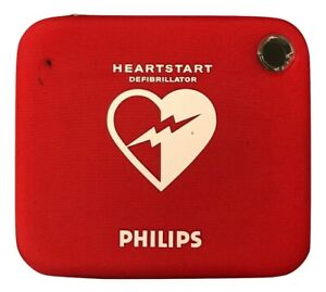 Philips Heartstart Onsite Hs1 Aed M5066a 2020 Pads 4 Year Factory Warranty