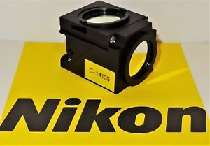 Nikon Blue Gfp Fluorescent Microscope Filter Cube For E400 600 Te200 300
