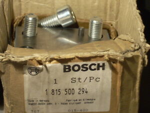 New In Box Bosch Rexroth 1 815 500 294 Lfa Logic Valve Cover R987716110 Germany