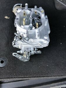 Carter Afb Carburetor3310s