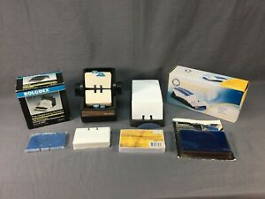 Rolodex Lot 1753 S 300c 66998 3 X 5 Cards 4 X 2 5 8 File Transparent Covers