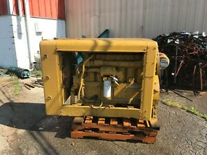 1981 Caterpillar Turbo Diesel Engine 3306 180hp 1800 Rpm