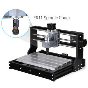 Cnc3018 2 In 1 Diy Cnc Router Kit Engraving Machine Xyz Working Area Er11 T0k2