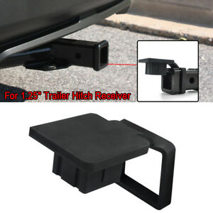 Trailer Hitch Tube Cover Plug Cap Insert Rubber 1 25 Receivers For Subaru Jeep
