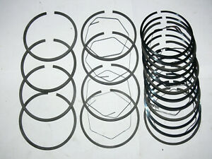 Ford 2n 8n 9n Tractor 020 Over Size Piston Rings