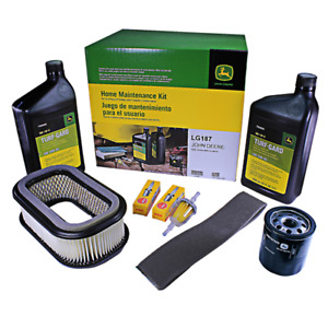 John Deere Original Equipment Home Maintenance Kit lg187