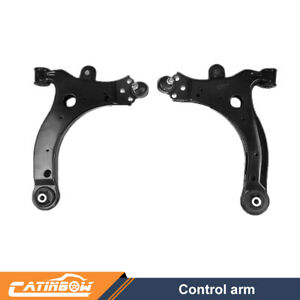 Pair Front Lower Control Arm Ball Joint For Chevrolet Impala Monte Carlo Buick