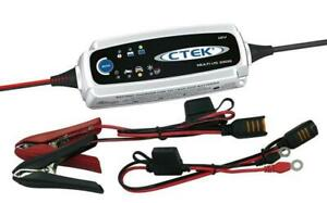 56 158 Ctek Multi Us 3300 12 Volt Fully Automatic 4 Step Battery Charger