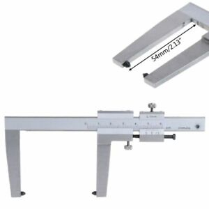 Brake Discs Vernier Caliper Stainless Steel Measuring Tools Thickness Wear Gauge