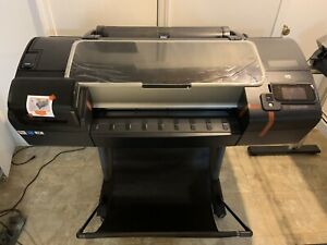 Hp Designjet Z2600 Photoscript With Ink And Warranty Less Than 1 Year Old