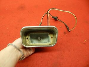 Used 66 67 Mercury Comet Rh Parking Lamp Housing Assy c6gy 13200 a
