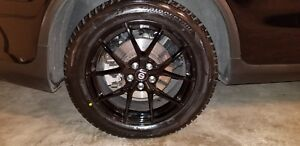 Like New Bbiigg Price Drop Blizzak Snow Tires And Sparco Wheels