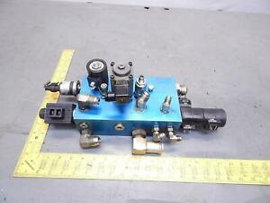 Wandfluh P145 m40 Proportional Valve Assembly T78772