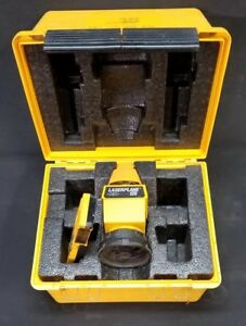 Spectra Lp 125 Laser Level And Receiver 61