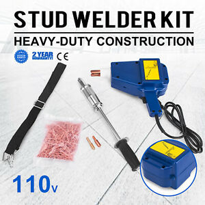 110v Dent Repair Stud Welder Kit Jo1050 Us Stinger Damage Panel Reqairs Tool