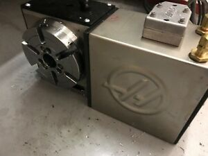 2017 Haas Hrt160 Brand New Installed In Machine You Can See Running Anytime