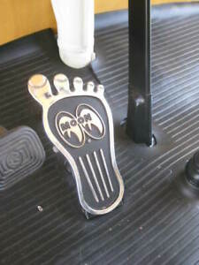 Mooneyes Foot Gas Pedal Hot Rods Gassers Rat Rods Customs Buggy