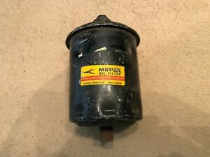 1956 Plymouth 1957 58 Chrysler Micronic Oil Filter Housing