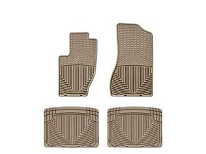 Weathertech All weather Floor Mats For Jeep Grand Cherokee 05 10 1st 2nd Row Tan