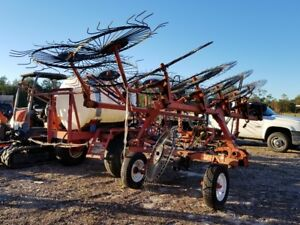 Paquea Tractor Ag Farm Turbo Tedder Tt4000 Or Turbo Rake Personally Owned