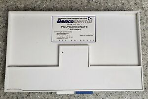 Polycarbonate Dental Temporary Crowns By Benco Brand