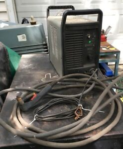 Hypertherm Powermax 1000 Plasma Cutter 60a 083169 With Hand Torch