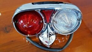 1958 Cadillac Gas Door Tail Light Assembly Remanufactured Show Quality 2500