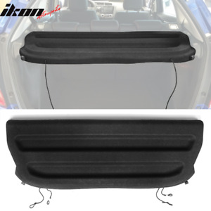 Fits 15 19 Honda Fit Tazz Style Non Retractable Cargo Cover Shield Shade Tonneau