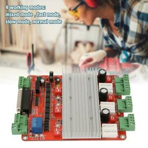 4 Working Model 3 Axis Stepper Motor Driver Board Tb6560 Optocoupler Isolated