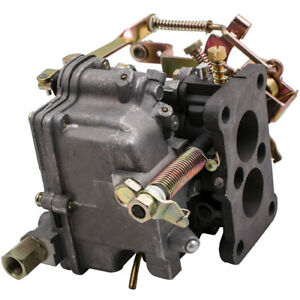 New Carburetor Aftermarket Fit 1986 88 Suzuki Samurai Assembled