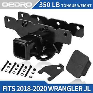 Taoautoparts 2 Rear Towing Trailer Hitch Receiver For 2019 Jeep Wrangler Jl Jlu