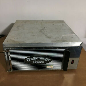 Otis Spunkmeyer Commercial Countertop Cookie Convection Oven Os 1 W 2 Trays