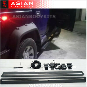 For Hummer H2 Side Step Electric Deployable Running Boards Power Step 2003 09