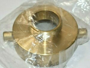 Moon 369 3021521 Fire Hose Pin Lug Adapter Nh Female X Nh Male Connection