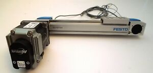 Festo Egc 50 130 tb kf 0h gk Linear Actuator With Schneider Electric Mdrive