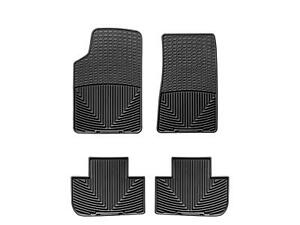 Weathertech All Weather Floor Mats For Cadillac Sts 2005 2011 1st 2nd Ro