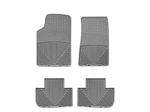 Weathertech All weather Floor Mats For Cadillac Sts 2005 2011 1st 2nd Row Grey
