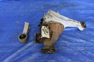 2004 Mazda Miata Mazdaspeed 1 8l Turbo Oem Rear Differential broken Mount 6031