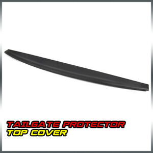 For 2009 2018 Ram Dodge Ram Tailgate Protector Top Cap Molding Cover Spoiler