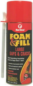 12 Ounce Foam And Fill Triple Expanding Sealant