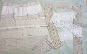 Vintage Lot Of Antique French Country Farmhouse Trim Shelves Mantle Valance
